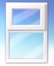 2500 chamfered PVC-U Window Systems