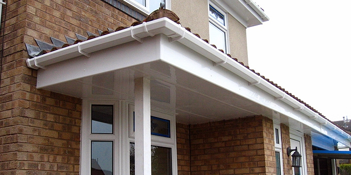 Fascias & Soffits from All Pro Windows and Rooflines Ltd